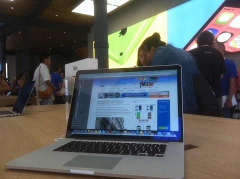 Apple Store Sol 1