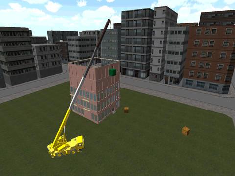 Crane Challenge 3D FULL