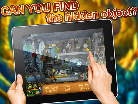 Hidden Object- Victoria Vane The Picture Of Curse