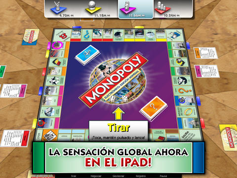 MONOPOLY HERE & NOW- The World Edition for iPad