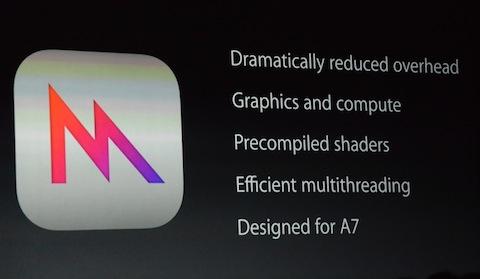 Metal iOS 8