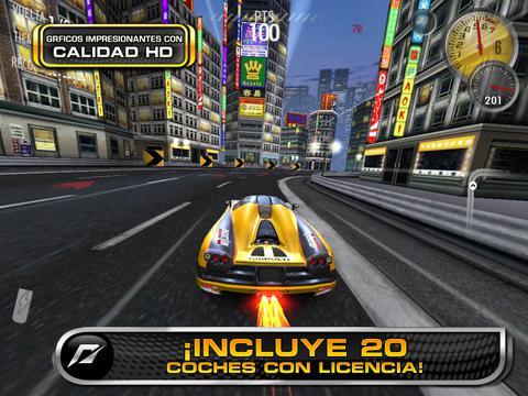 Need For Speed Shift para iPad