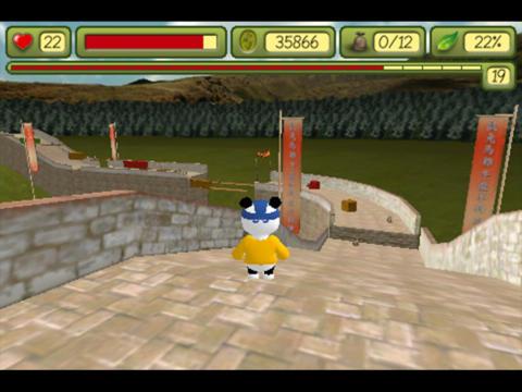OodysS Panda 3D
