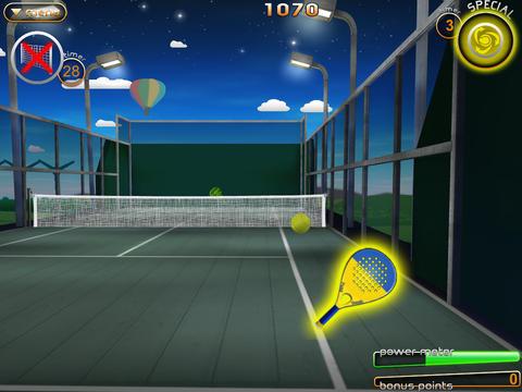 Padel Tennis Pro - Edition Tour Mundial