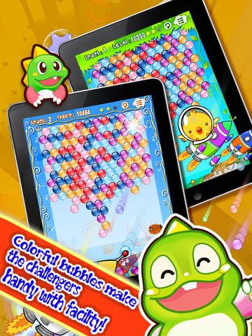 Puzzle Bubble Pro HD