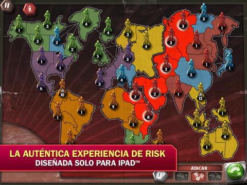 RISK- El juego official para iPad