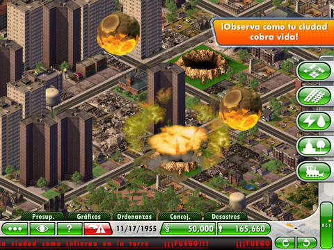 SimCity™ Deluxe for iPad