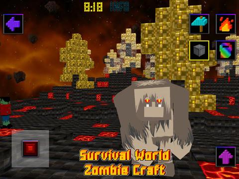 Survival World - Zombie Craft