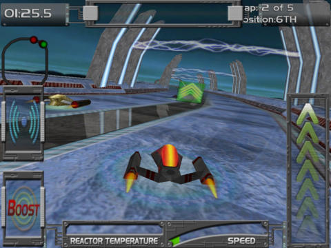 Tailspin HD