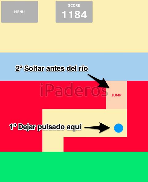 The Line río