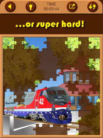 Train Puzzles