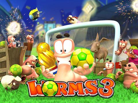Worms 3 Brasil