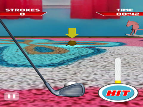 indoor Room Golf Pro