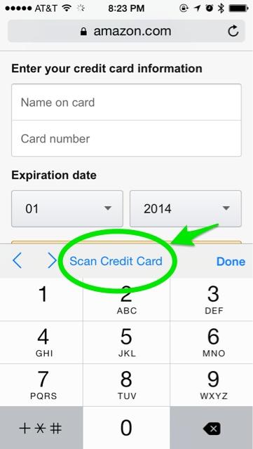 safari_ios_8_tarjeta_de_crédito_escanear_scan