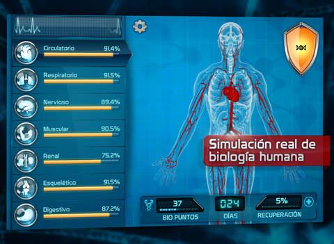 Bio Inc. - Simulador Biomédica