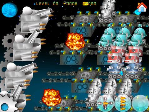 Bomb Robots Army