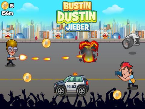 Bustin Dustin Jieber