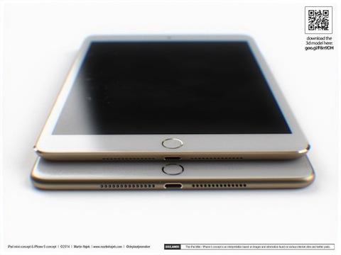 Concepto iPad mini 1