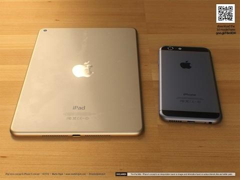 Concepto iPad mini 2