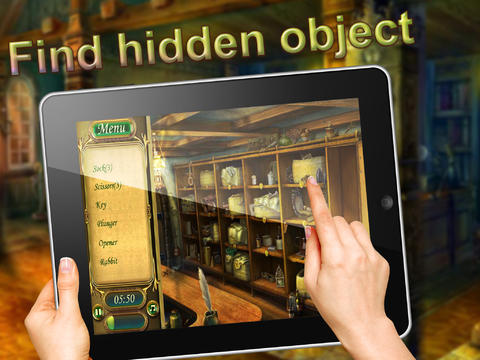 Hidden Object- Detective Agency The Crime of Lord