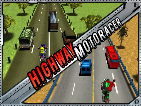 Highway Moto Racer