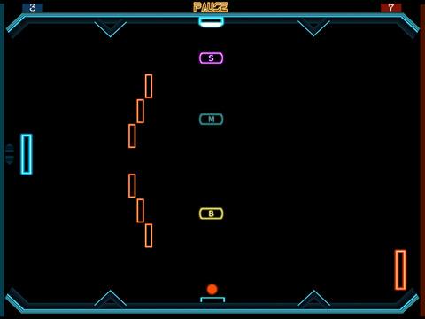 Laser Pong Infinite