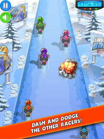 Snowmobile Race - Northern Rush! Full Version