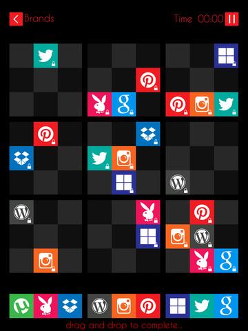 Sudoku Brands