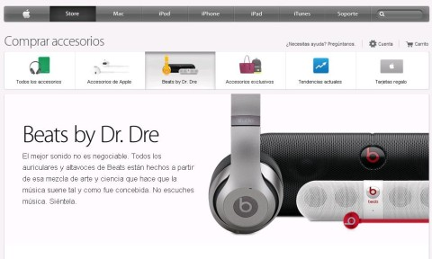 Apple Store Beats