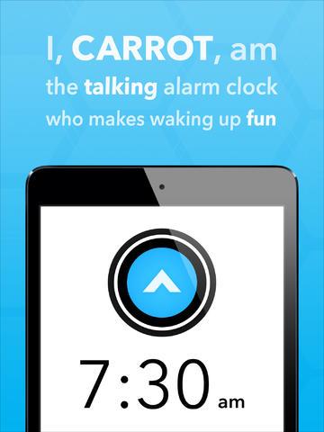 CARROT Alarm