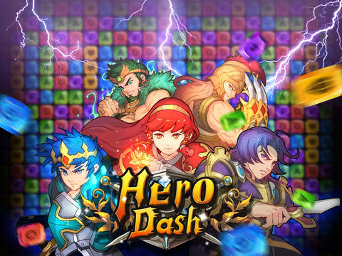 Hero Dash-Crystal
