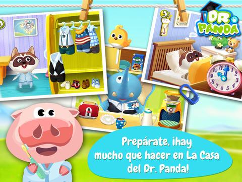La Casa del Dr. Panda