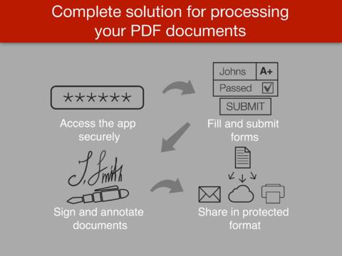PDF Forms — Anota, rellena y firma documentos e impresos en PDF