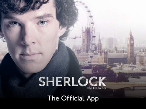 Sherlock- The Network HD. Official App