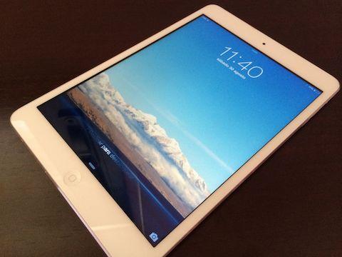 Wallpaper iPad Bolivia Lago Titicaca Diagonal
