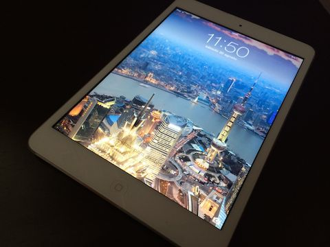 Wallpaper iPad Shanghai diag