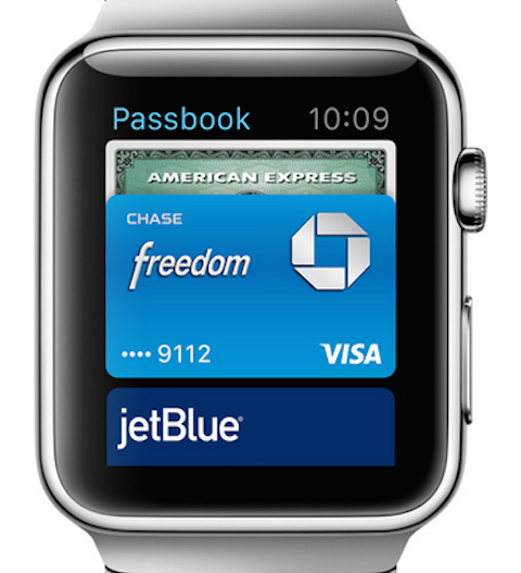 Apple Watch Apple Pay
