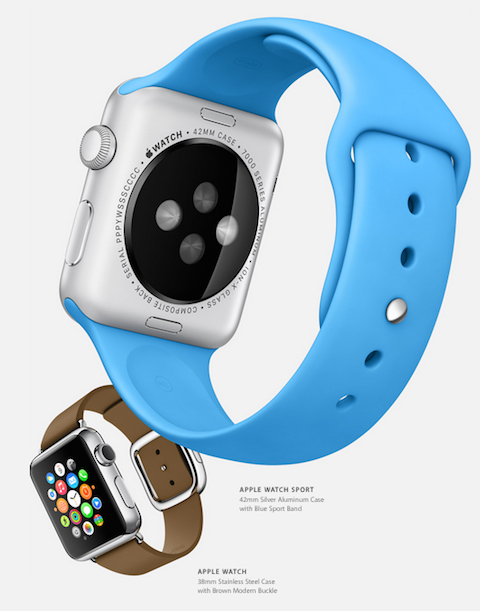 Apple Watch dos relojes
