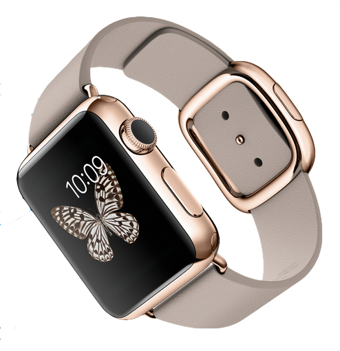 Apple Watch oro