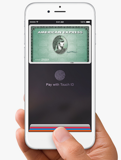 Apple pay american
