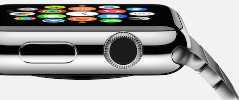 Apple watch corona digital 2
