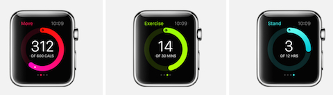 Apple watch fitness s