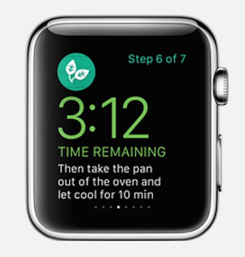 Apple watch glances 22