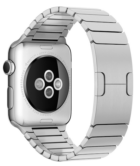 Apple watch sensores interiores