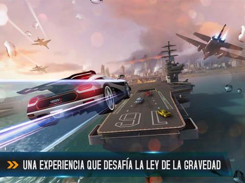 Asphalt 8- Airborne