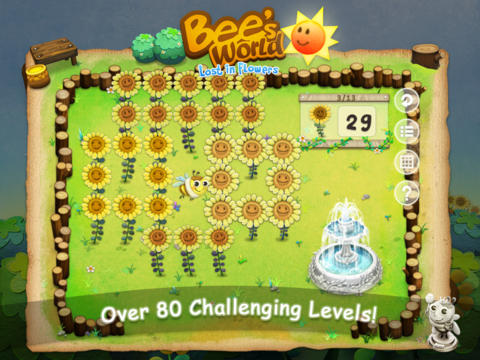 Bee's World- Lost in Flowers