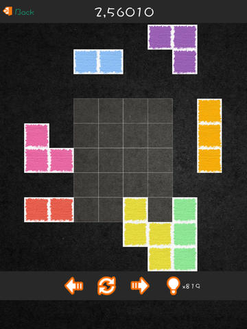 Block Fit Puzzle