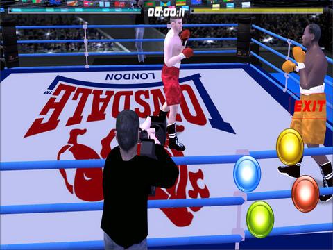 Boxing Legends 3D- Title Bout