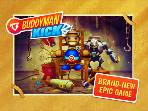 Buddyman- Kick HD