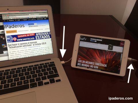 Cómo instalar iOS 8 0 ip